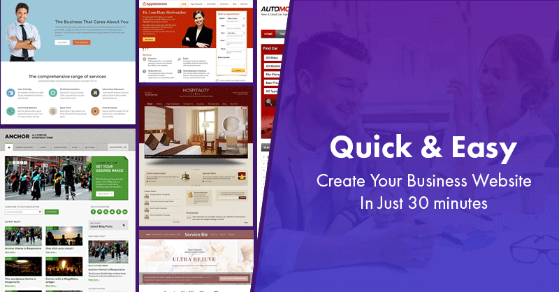 Business Website Guide